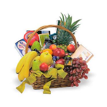 Bocadillos & Frutas