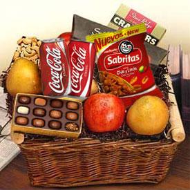Premium Gourmet Basket