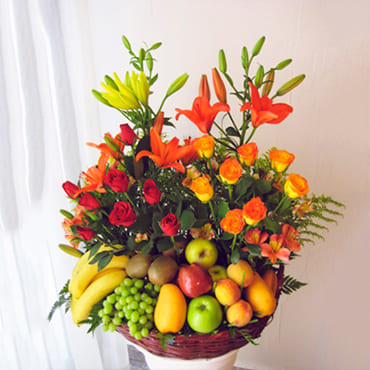 Mexican Fruits and Flowers